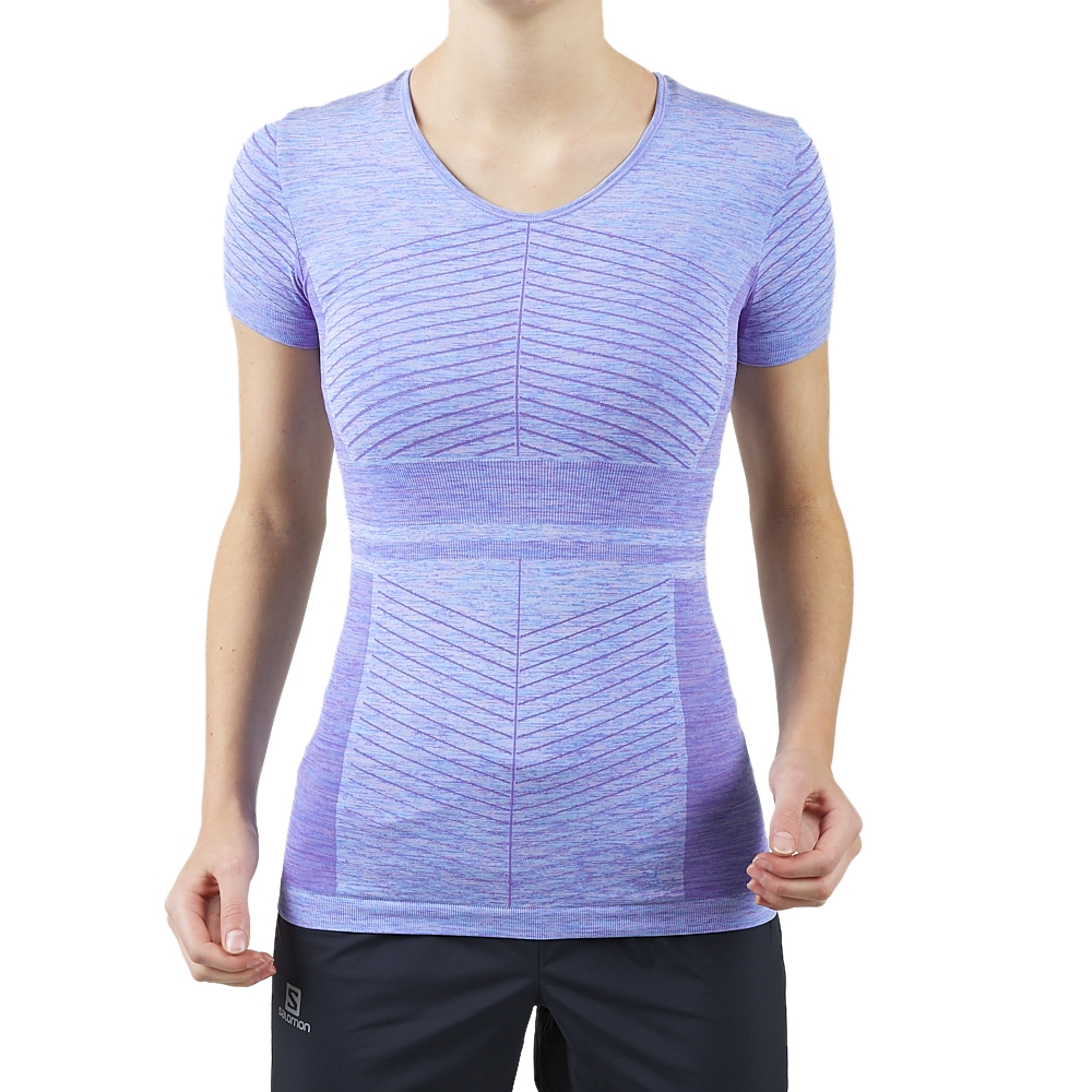 Salomon Dame Elevate Move´on SS T-shirt