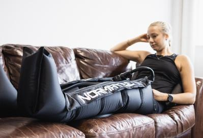 TEST: Normatec Hyperice Recovery Boots - Optimal restitusjon