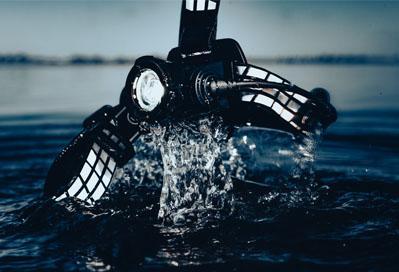 Test: Ledlenser H7R Signature - Hvor vanntett er den?