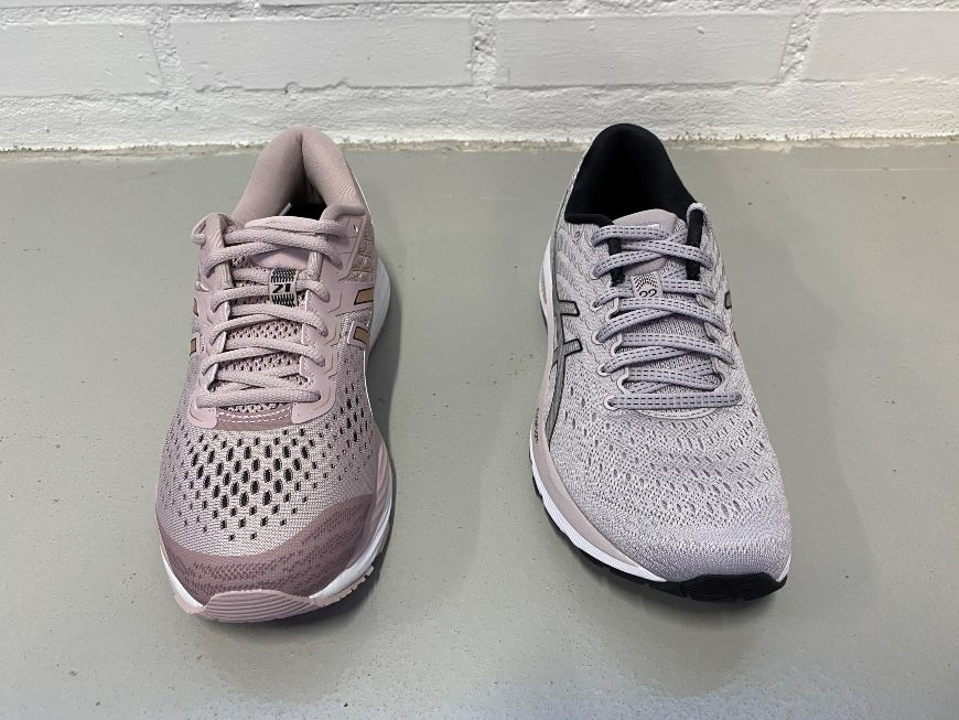 ASICS GEL-Cumulus 22 vs 21