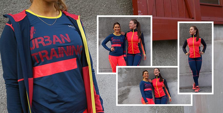 Kari Traa træningstøj sommer 16