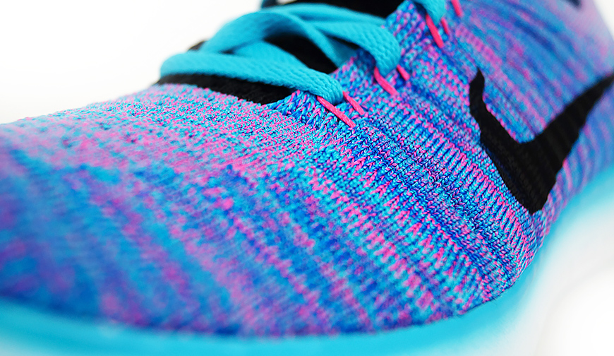 quality design 8977f 50308 Nike Free Run Flyknit dame
