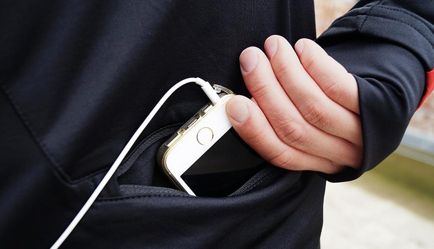 Lomme til iphone