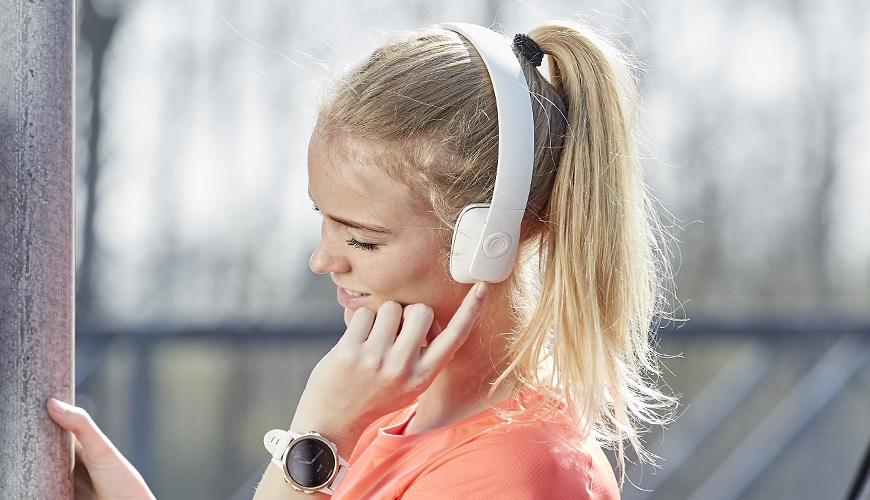 Kreafunk AHEAD hodetelefoner