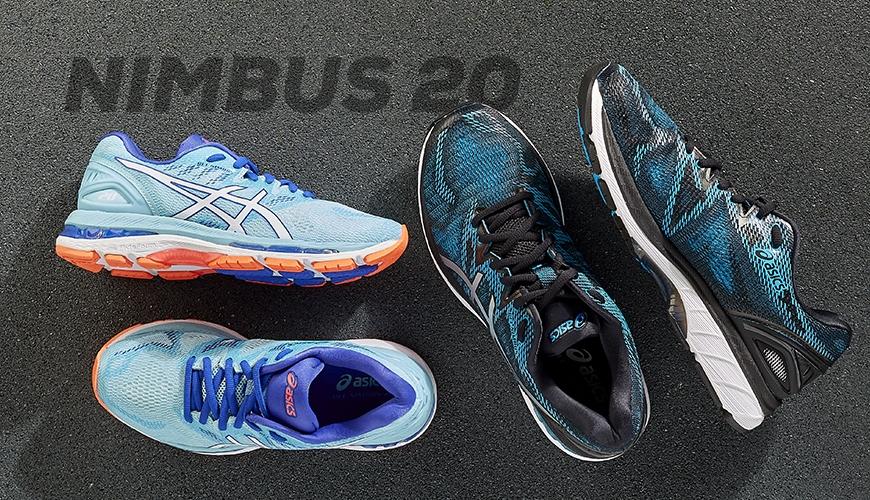 Asics GEL-Nimbus 20