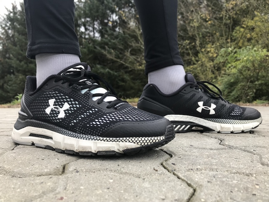 under armour hovr guardian test