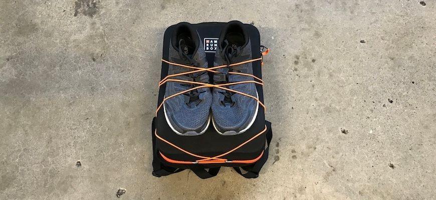 iamrunbox backpack pro løberygsæk