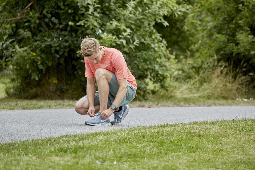løpetrening: bli en raskere løper