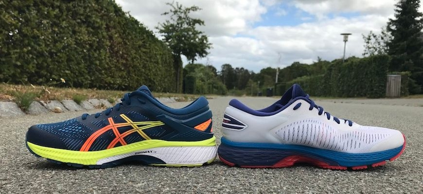 asics gel-kayano 26 vs 25 inderside