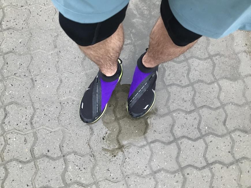 TEST: Nike Pegasus Turbo Shield | Vanntett løpesko | Les nå!