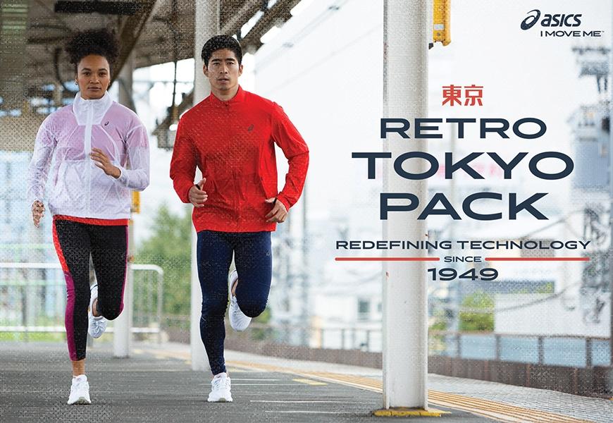 asics Retro Tokyo pack