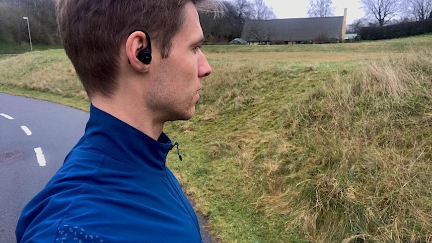 hakii fit wireless sport høretelefoner test