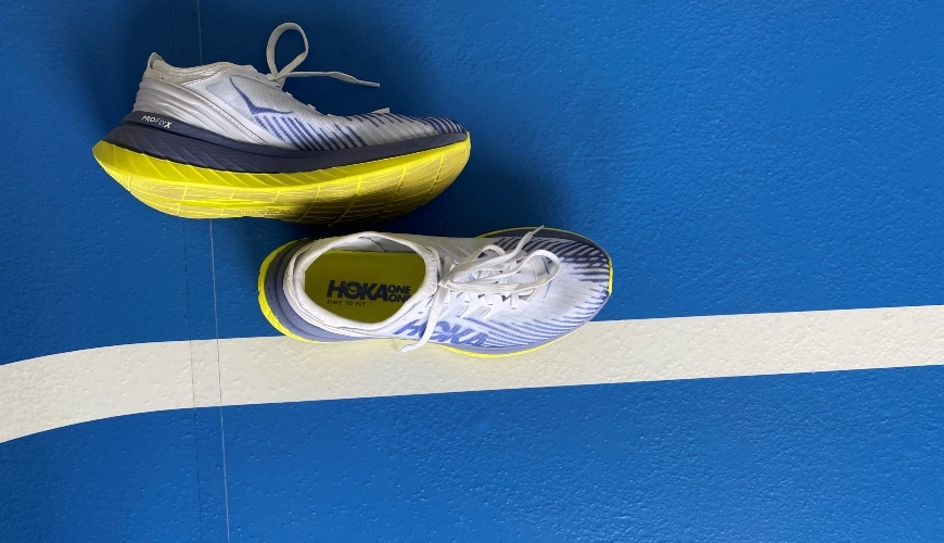 Hoka One One Carbon X-SPE design