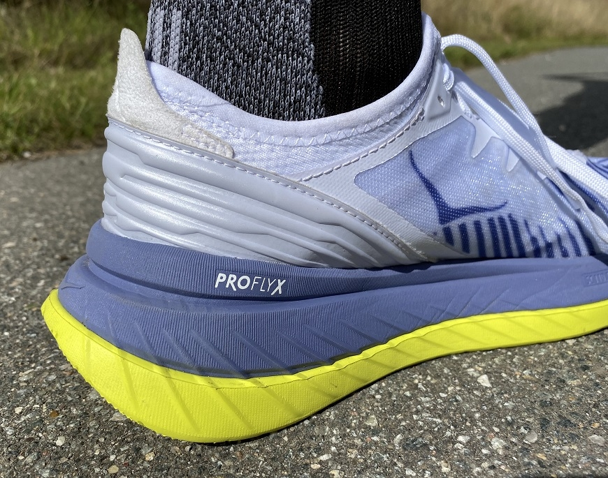 Hoka One One Carbon X-SPE test