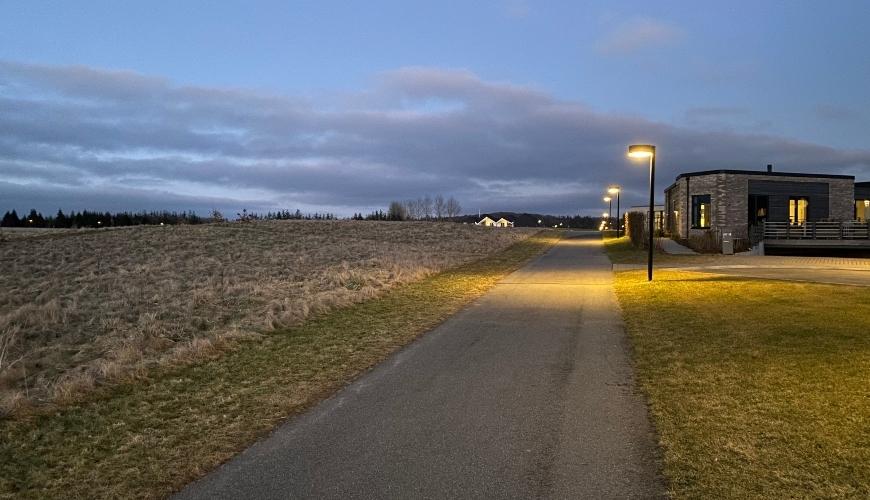 Løb sikkert alene