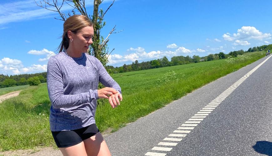 Løp i varmen
