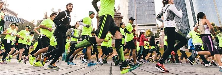 Løbesko fra Nike