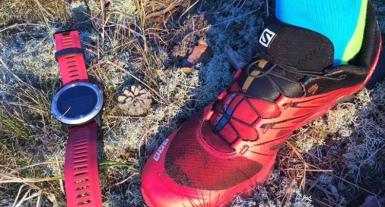 Fenix 3 trailrunning