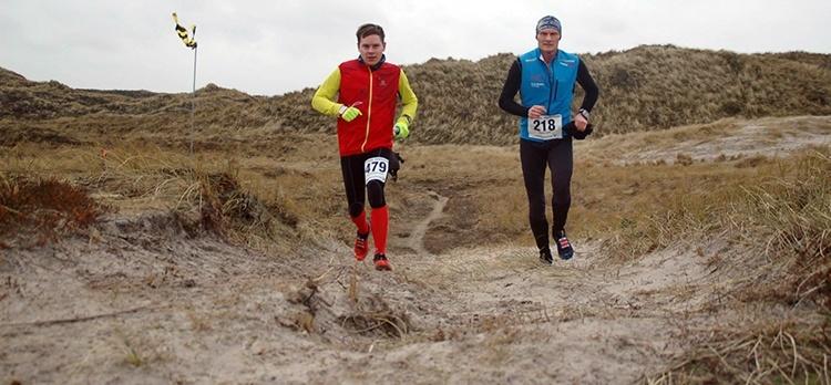Thy trail marathon starten