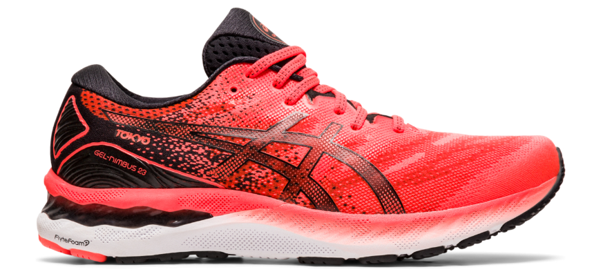 ASICS Sunrise Red